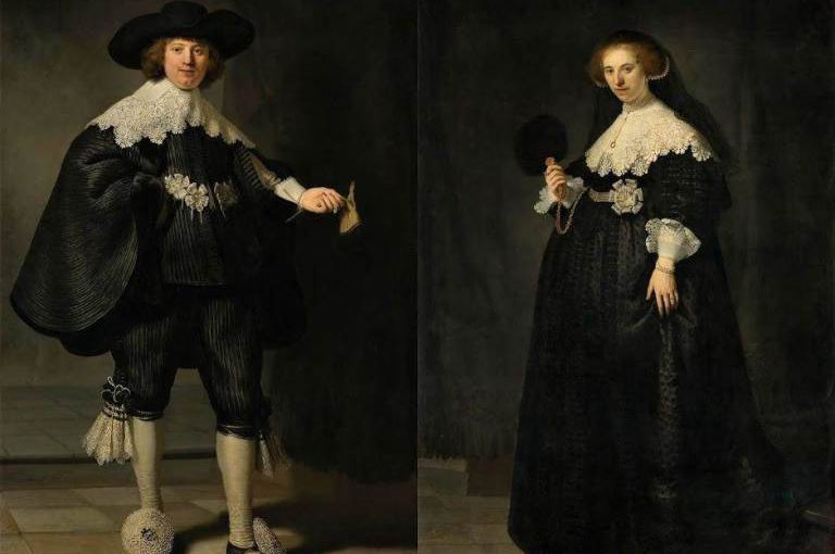 Onbekende slavernijverhalen bij bekende Rembrandts
