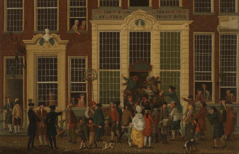 Veel meer dat 1% van de Nederlanders kwam in aanraking met slavernij