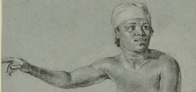 Francesca, free black woman in Amsterdam, Easter 1632